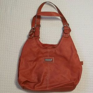 Eterna purse bag womans orange